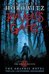Power Of Five Bk 1: Raven's Gate Graphic