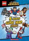5-Minute Super Hero Stories (LEGO: DC Comics)