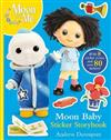 Moon Baby Sticker Storybook (Moon and Me)