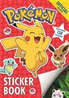 The Official Pokemon Sticker Book: With over 130 Stickers