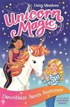 Unicorn Magic: Dawnblaze Saves Summer: Series 1 Book 1