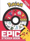 The Official Pokemon Epic Sticker Book