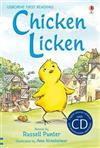 First Reading Three: Chicken Licken