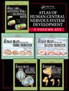Atlas of Human Central Nervous System Development -5 Volume Set