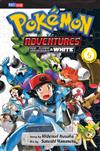 Pokemon Adventures: Black and White, Vol. 5