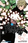 World Trigger, Vol. 8