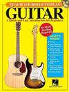 Teach Yourself to Play Guitar + Audio: A Quick and Easy Introduction for Beginners