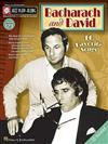 Bacharach And David Jazz Play Along Volume 123 Book/CD