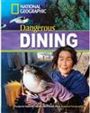 Dangerous Dining + Book with Multi-ROM: Footprint Reading Library 1300