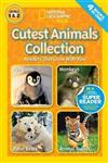 Nat Geo Readers Cutest Animals Collection Lvls 1 & 2