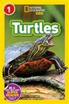 Nat Geo Readers Turtles Lvl 1