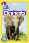 National Geographic Kids Readers: Elephants