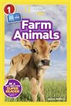 National Geographic Kids Readers: Farm Animals