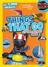 Things That Go Sticker Activity Book: Over 1,000 Stickers!