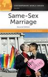 Same-Sex Marriage: A Reference Handbook, 2nd Edition