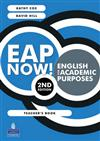 EAP Now! English for academic purposes Teachers book