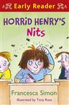 Horrid Henry Early Reader: Horrid Henry's Nits: Book 7