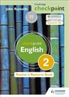 Cambridge Checkpoint English Teacher's Resource Book 2