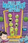 Nelly the Monster Sitter: The Grerks at No. 55: Book 1