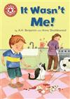 Reading Champion: It Wasn't Me!: Independent Reading Red 2