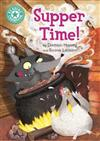 Reading Champion: Supper Time!: Independent Reading Turquoise 7