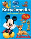 Disney My First Encyclopedia: Over 240 Amazing Facts with Pictures