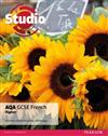 Studio AQA GCSE French Higher Student Book