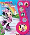 Minnie Let's Go! Little Music Note Book