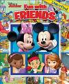 Disney Junior Fun with Friends Look & Find
