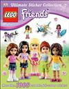 Ultimate Sticker Collection: Lego(r) Friends: More Than 1,000 Reusable Full-Color Stickers