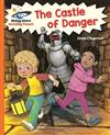 Reading Planet - The Castle of Danger - Orange: Galaxy