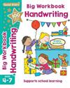 Gold Stars Big Workbook Handwriting Ages 4-7