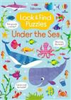 Look and Find Puzzles Under the Sea
