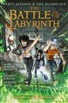 Percy Jackson and the Olympians the Battle of the Labyrinth: The Graphic Novel (Percy Jackson and the Olympians)