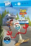 What Toy? / ?que Juguete? (English-Spanish) (Disney/Pixar Toy Story 4) (Level Up! Readers), Volume 24