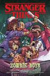 Stranger Things: Zombie Boys (graphic Novel)