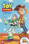 Disney-Pixar Toy Story 1-4: The Story of the Movies in Comics