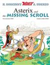 Asterix: Asterix and the Missing Scroll: Album 36