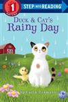 Duck and Cat's Rainy Day