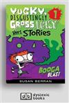 Booga Blast: Yucky, Disgustingly Gross, Icky Short Stories No.1