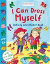 I Can Dress Myself: Activity and Sticker Book