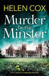 Murder by the Minster: the most exciting new cosy mystery summer read for 2019