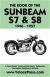 Book of the Sunbeam S7 & S8 1946-1957