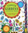 Tangled Gardens Coloring Book: 52 Intricate Tangle Drawings to Color with Pens, Markers, or Pencils