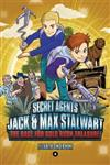 Secret Agents Jack and Max Stalwart: Book 4: The Race for Gold Rush Treasure: USA