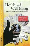 Health & Well-Being: A Social and Cultural Perspective