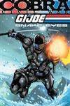 G.I. Joe Snake Eyes Cobra Civil War Volume 1