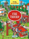 My Big Wimmelbook: Fire Trucks!