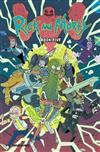 Rick and Morty Book Five, Volume 5: Deluxe Edition