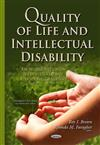 Quality of Life & Intellectual Disability: Knowledge Application to Other Social & Educational Challenges